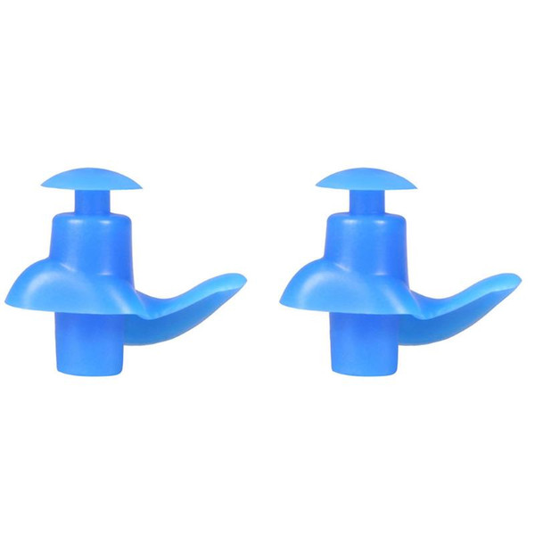best selling Fashion Soft Silicone Waterproof Earplug Nose Clip Swim Surf Swimming Earplugs for Choice