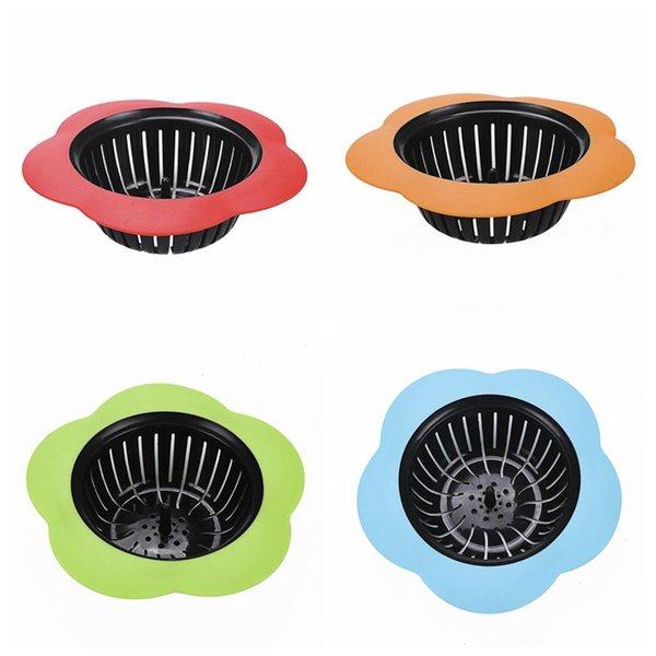best selling Sink Strainer Floor Drain Sink Drain Filter Sewer Kitchen utfall Water Tank Strainer Bathroom Floor Drain Dishwasher Sink Stopper SEADHC5628