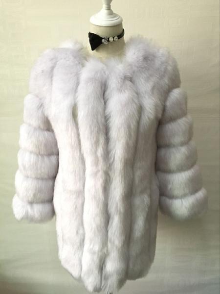 Fox Fur Color