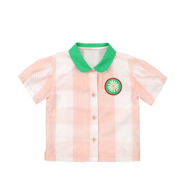 Camisas de color rosa