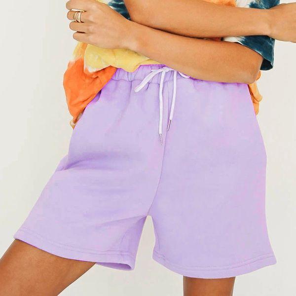 Shorts Purple