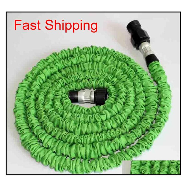 best selling 75ft 100ft Expandable Magic Flexible Garden Hose Aliumum Conector For Car Water Hose Pipe Plastic Hoses To Water qylNoZ homes2011