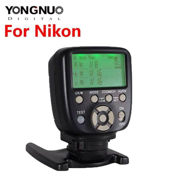 Solo la Cina trigger per Nikon Speedlite