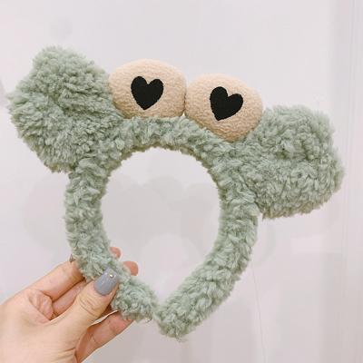 Haarbänder grün