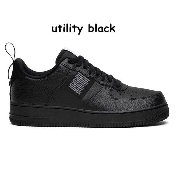 D30 Utility Black 36-45