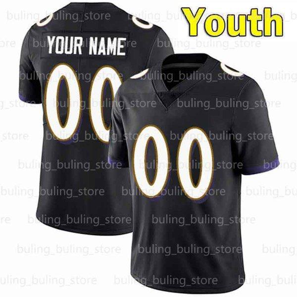 Jersey della gioventù personalizzato (w y)