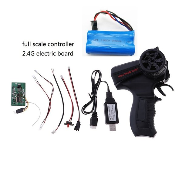Transmitter Set 1
