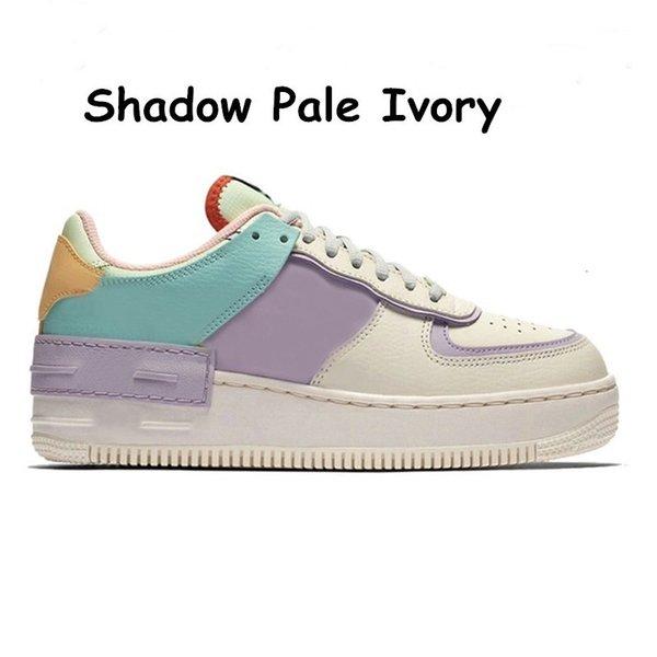 2 Schatten blass Elfenbein 36-45