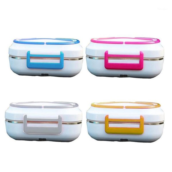 best selling Large-Capacity Stainless Steel Electric Heating Lunch Box L69D1