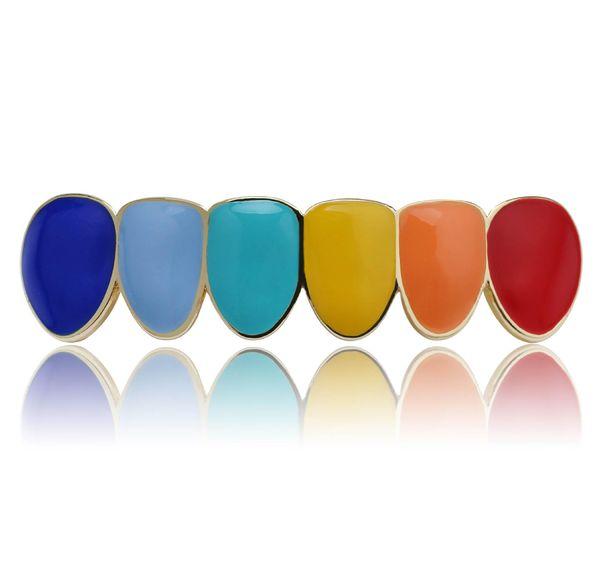F Multicolor