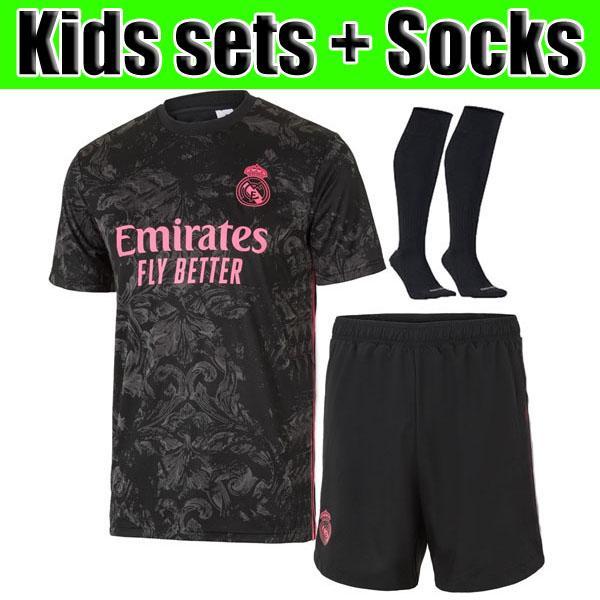 3. Kinder + Socke