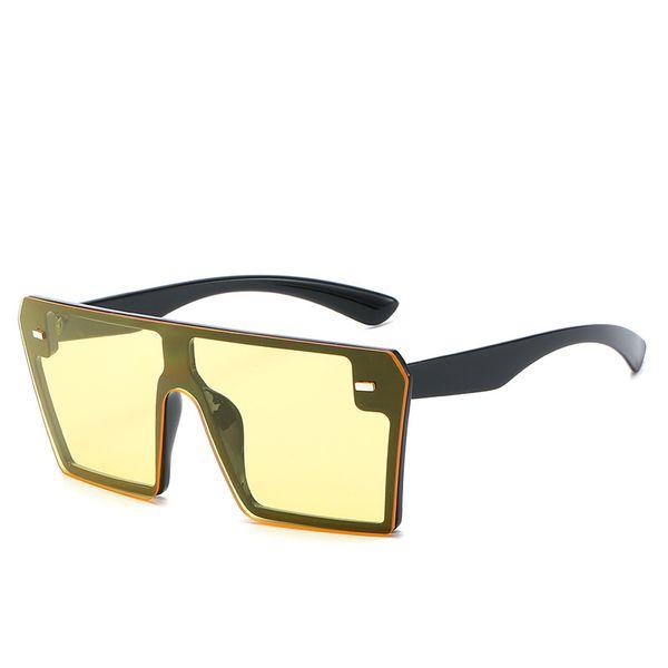 C5 noir / jaune