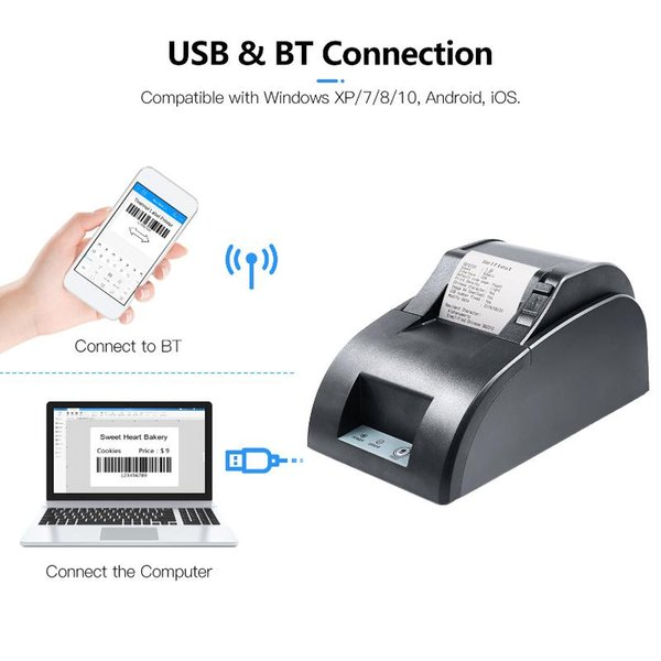 BT и USB EU Plug
