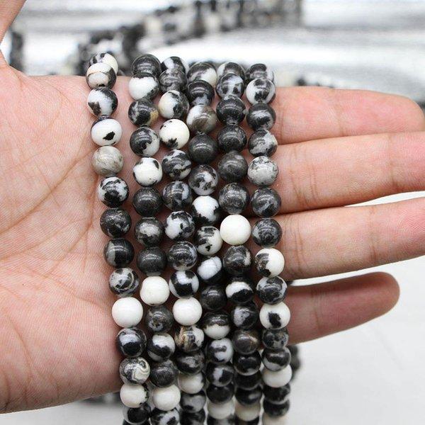 Zèbre blanc noir