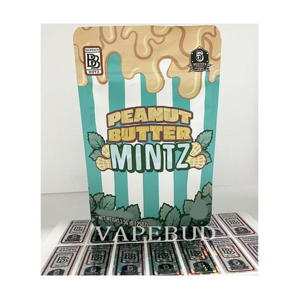 BB Erdnussbutter Mintz