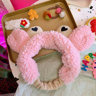 Stirnband-rosa