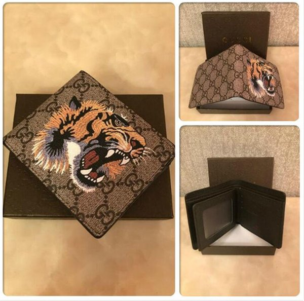 Portefeuille Tiger G4-Brown