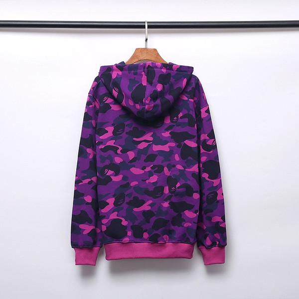 Camouflage violet