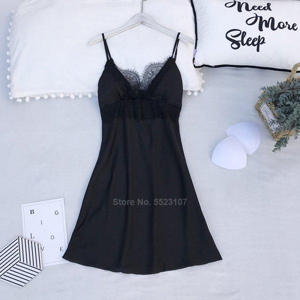 Vestito nero-XL