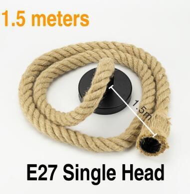 1,5M tête unique