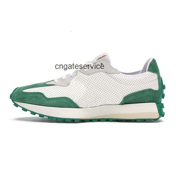 16 White Green