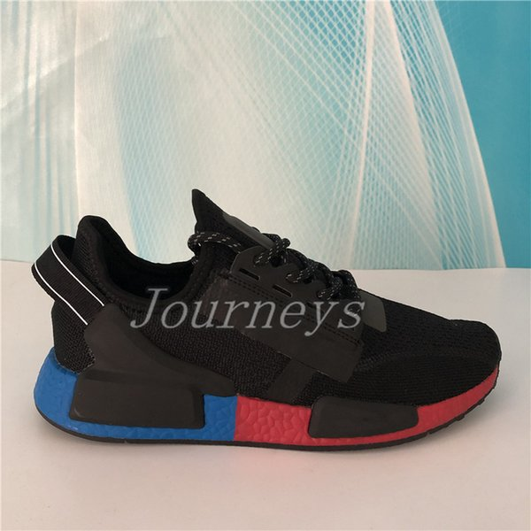 7.black Red Blue