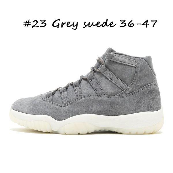 # 23 Grey camurça 36-47