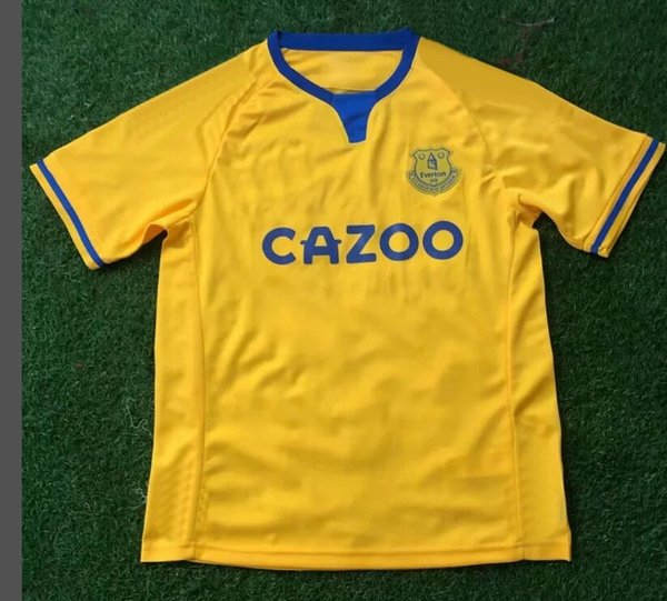20-21 Away Yellow