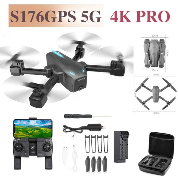 GPS 5G 4K 1B