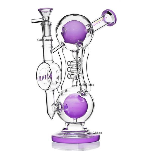 Gili-101 purple with bowl