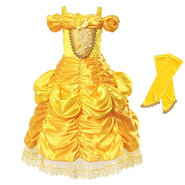 7 Belle Dress