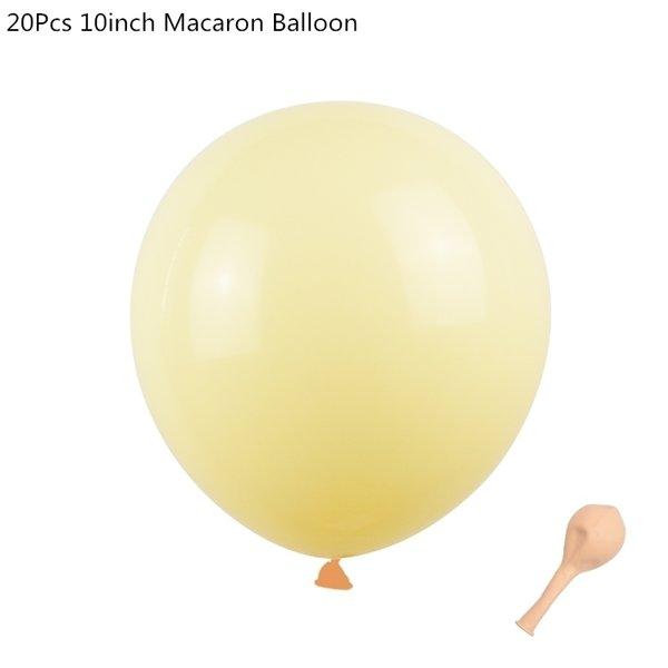 20pcs 10inch Ballon