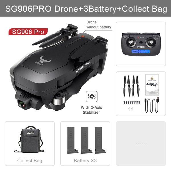 906 Pro 3B con el bolso