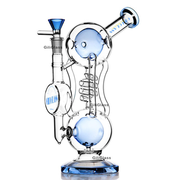 Gili-101 blue with bowl
