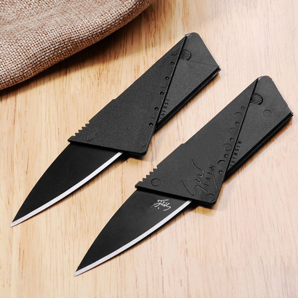best selling Wallet Folding Safety Knife Fruit Knives Tactical Rescue Knife Mini Pocket Camping Military Survival Rescue Knife VTKY2310
