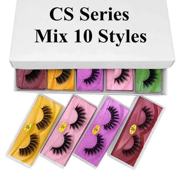 CS series Mix styles