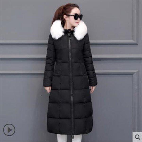 Black white fur co
