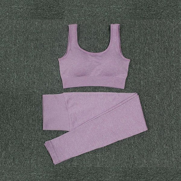 Pantaloni BRA Purple.