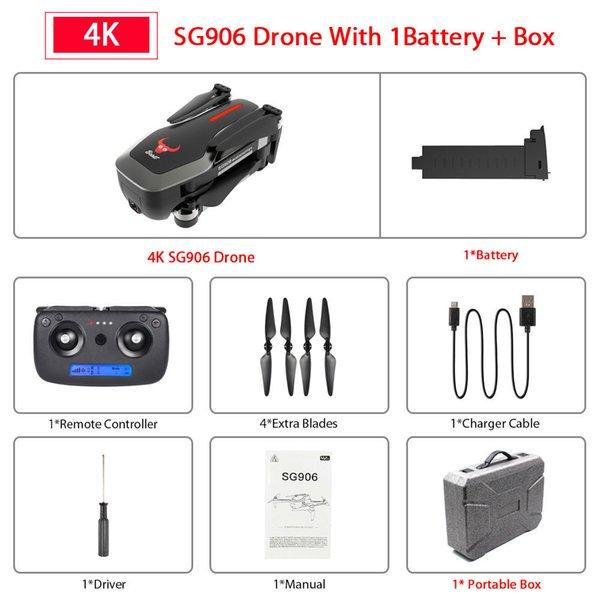 Sg906 Drone Syx