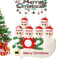 6white Santa