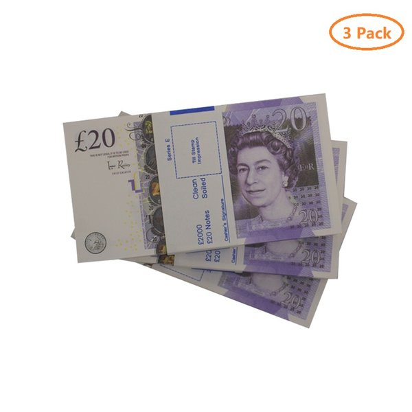 3pack 20 Note Old (300pcs)