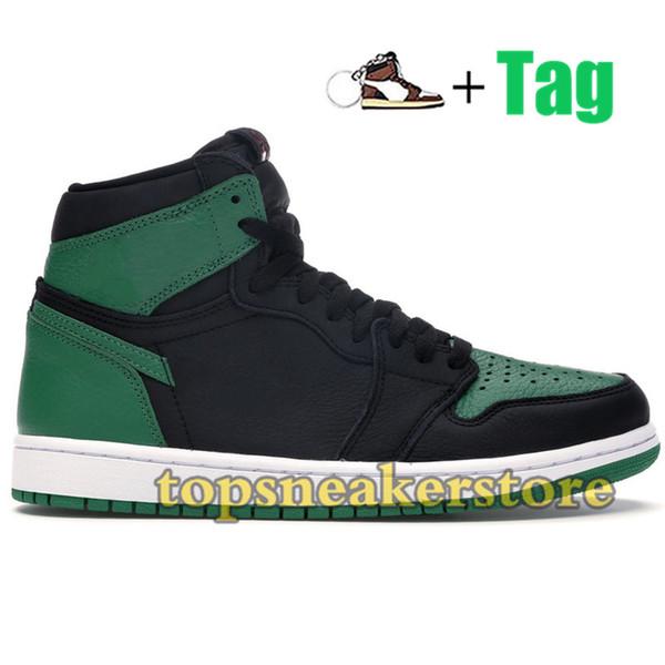 # 7 High Pine Green Black