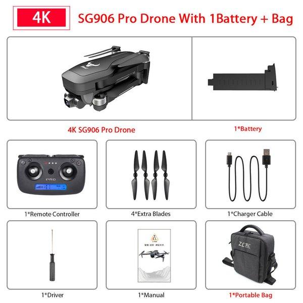 Sg906 Pro Drone Bb
