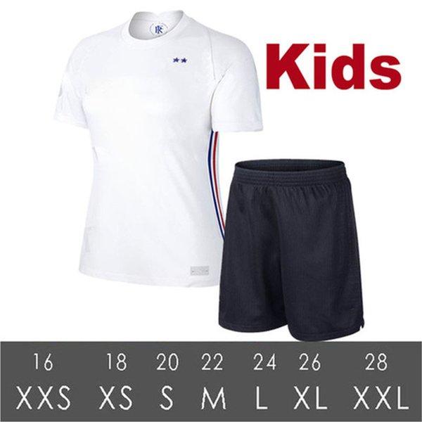 Kit de niños de 20/21 alejados