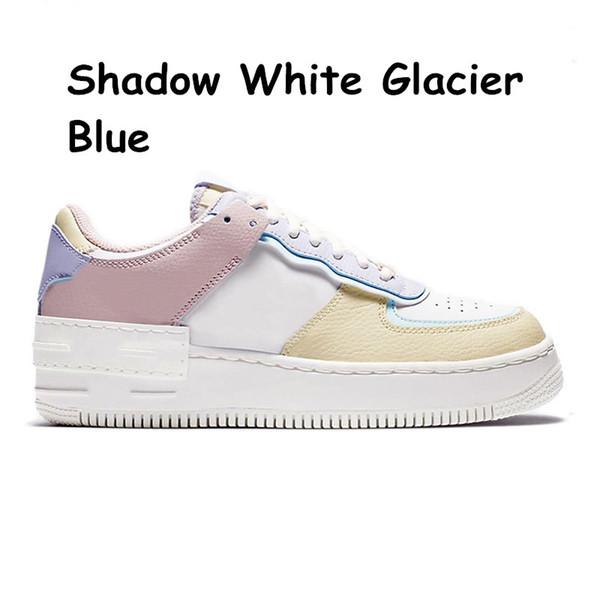 D8 36-40 White Glacier Blue
