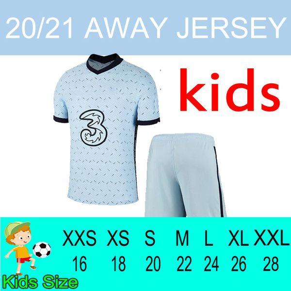 17 CFC Away kids