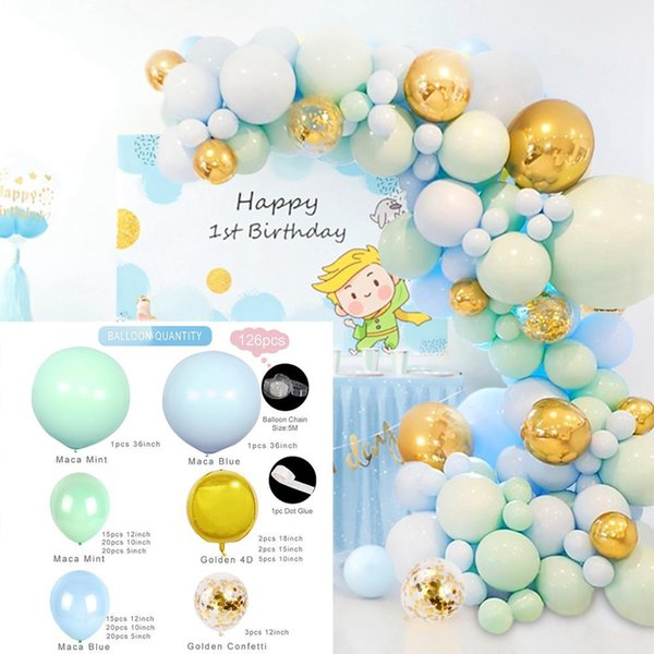 Balloon Chain 5