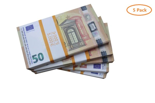 euro 50 (5pack 500pcs)