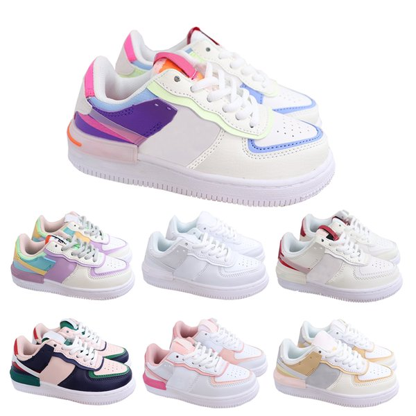 best selling Kids Designers Shoes Toddler Shoes Boys Girl Infant Baby Shoes Kids Sneakers Child Youth Chaussures Enfants Baskets Enfants Black Trainers 9