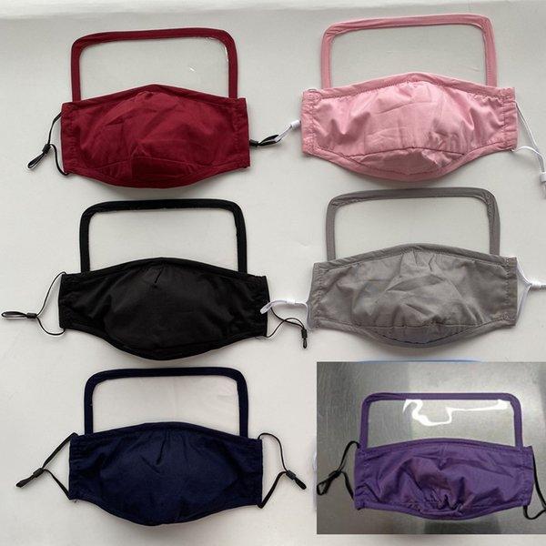 Erwachsenenmaske ohne Filter (Mischungsfarbe
